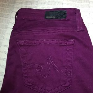 Ag Adriano Goldschmied Jeans - AG Size 24 Straight Leg Jeans